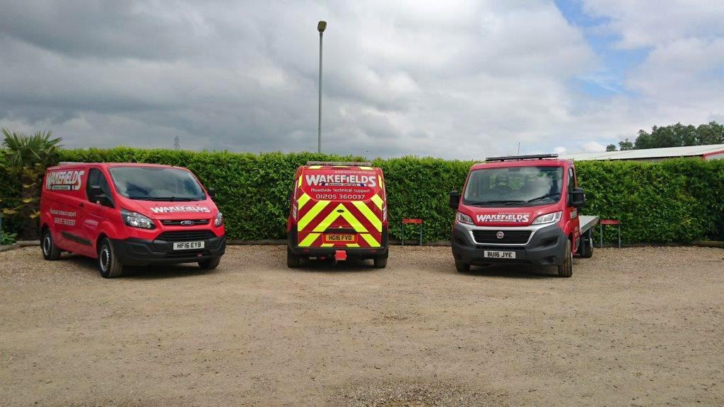 wakefield-roadside-assistance-vans